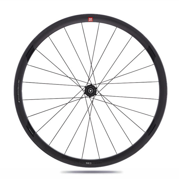 3T Orbis II C35 LTD clincher wheelset