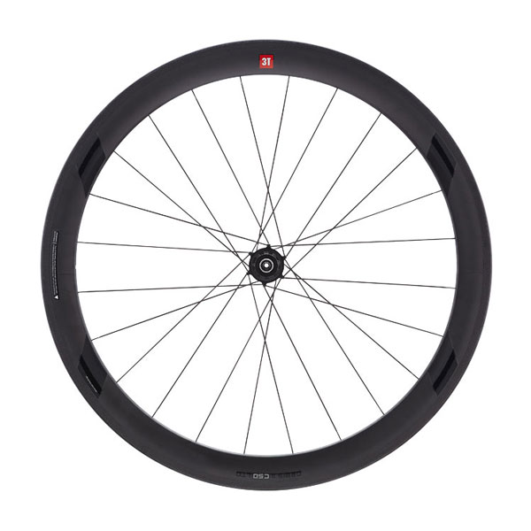 3T Orbis II C50 LTD clincher wheelset