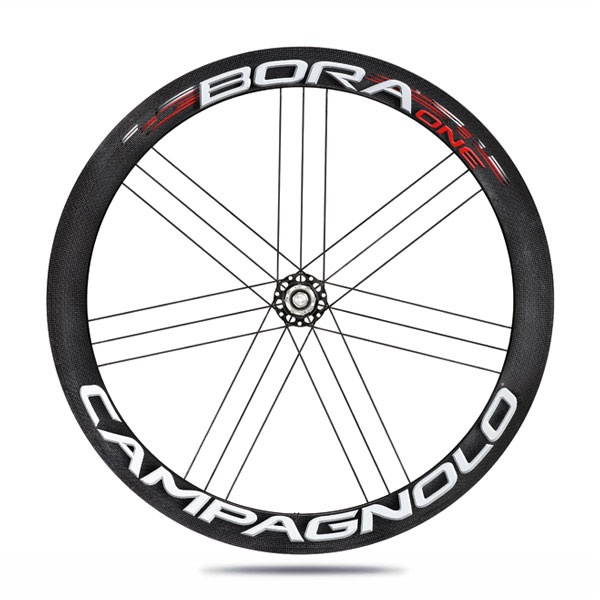 Campagnolo Bora One carbon tubular wheelset