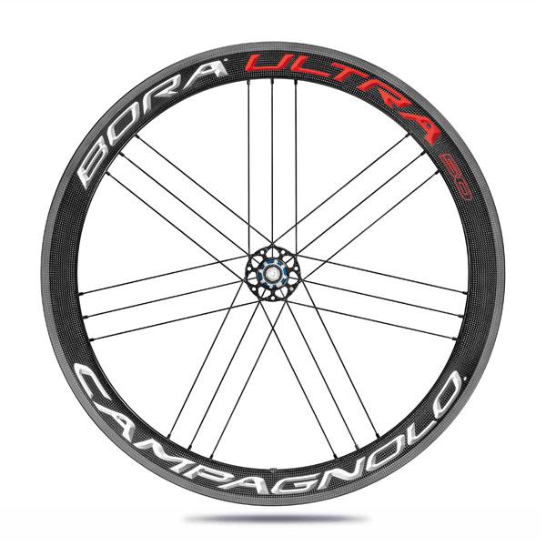 Campagnolo Bora Ultra 50 clincher wheelset