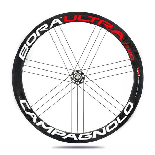 Campagnolo Bora Ultra Two carbon tubular wheelset
