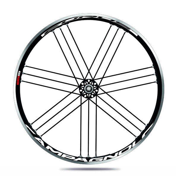 Campagnolo Eurus 2-Way Fit tubeless wheelset