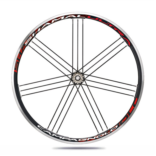 Campagnolo Shamal Ultra tubular wheel set