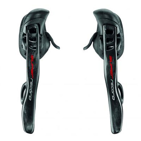 Campagnolo Super Record 12 EPS Ergopower Shifters