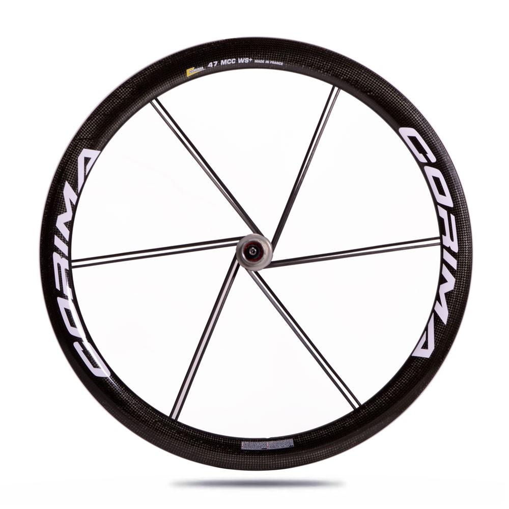 Corima 47MM MCC WS+ Clincher wheelset