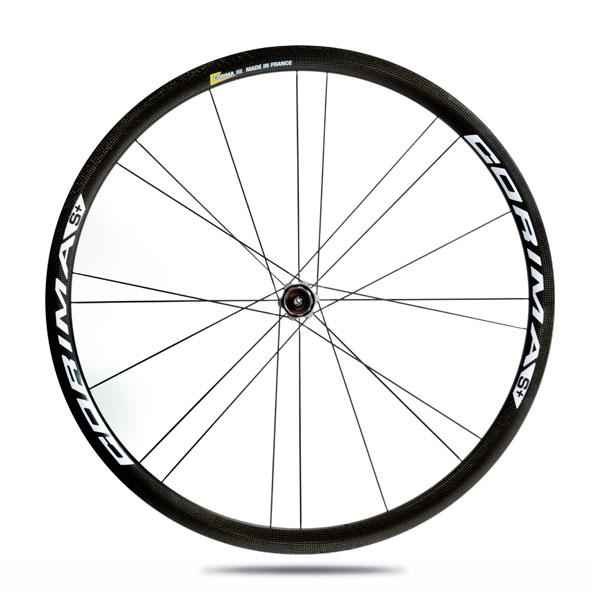 Corima S+ 32MM Clincher wheelset