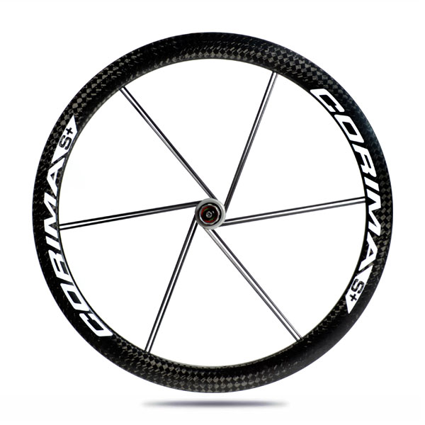 Corima 47MM MCC S+ Clincher wheelset