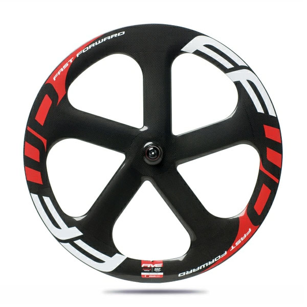 Fast Forward Five-T track front wheel