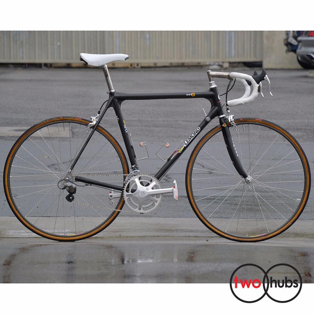 Greg Lemond Team Z Mavic Zap Complete Bike