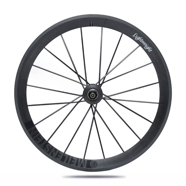 Lightweight Meilenstein G4 tubular wheelset