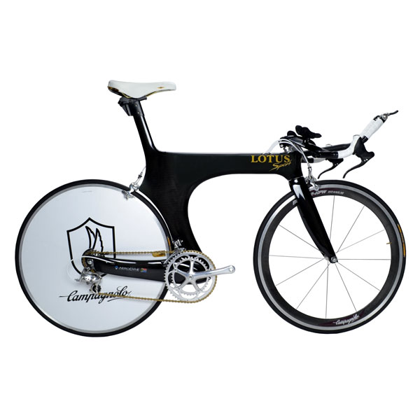 Lotus Sport 110 Campagnolo Record Complete Bike