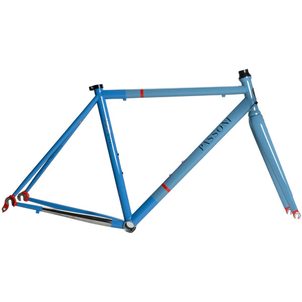 Passoni Light Steel frameset