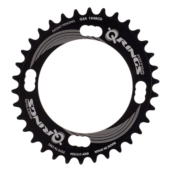 Rotor Q-ring Single Speed