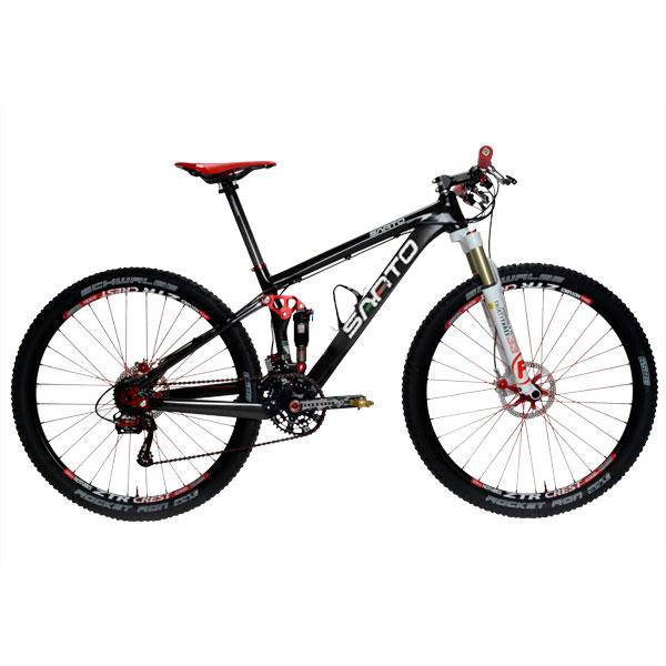 Sarto Tenax 650B FSR Acros A-GE Complete Bike