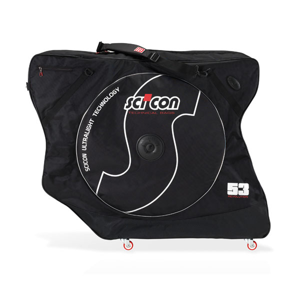 Scicon AeroComfort TSA 2.0 soft bicycle travel case