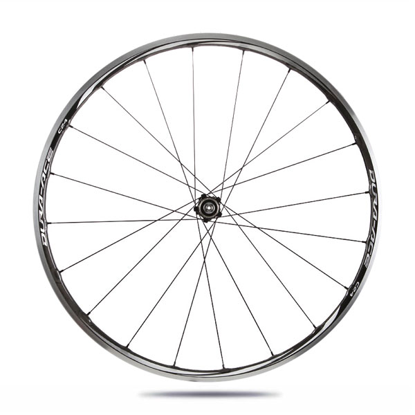 Shimano C24 tubeless wheelset - WH-9000-C24-TL