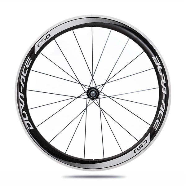 Shimano C50 wheelset - WH-9000-C50-CL