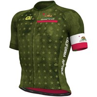 ALE Bike Wear California Republic 2019 Jersey