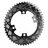 Absolute Black Premium Oval Road 110/4 bcd Chainring