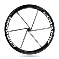 Corima S+ MCC 47MM Clincher wheelset
