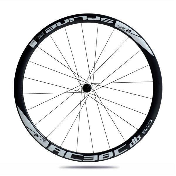 DT Swiss RC-38 Spline Disc Brake wheelset