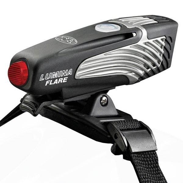 NiteRider Lumina Flare head light