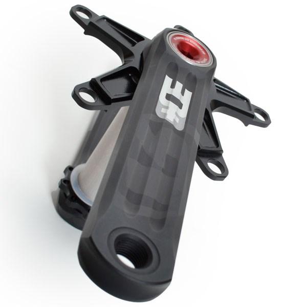Rotor 3D+ crankset 130bcd