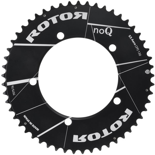 Rotor NOQ Chainrings