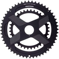 Rotor NoQ Direct Mount Chainring Set