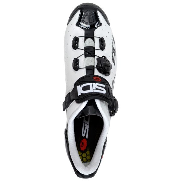 Sidi Drako Carbon SRS Shoes -White/Black