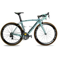 Team Lotto NL-Jumbo Bianchi Oltre XR.2 Complete Bike