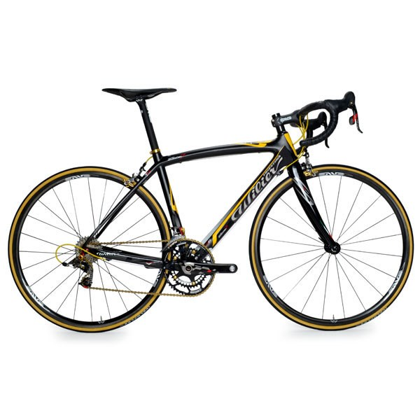 Wilier Triestian Zero.7 SRAM Red 22 Enve Complete Bicycle