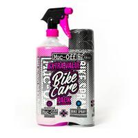 Muc-Off Duo Cleaning & Polishing Kit