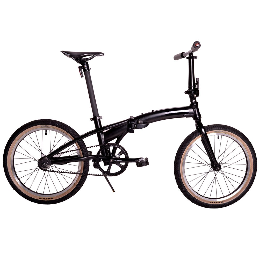 Mini-Con High Wire Belt Drive Complete Bike