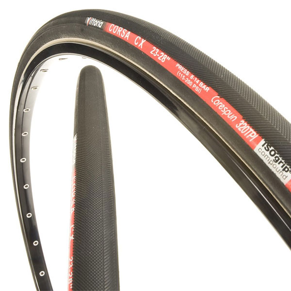 Corsa Evo CX III Tubular Tire Black