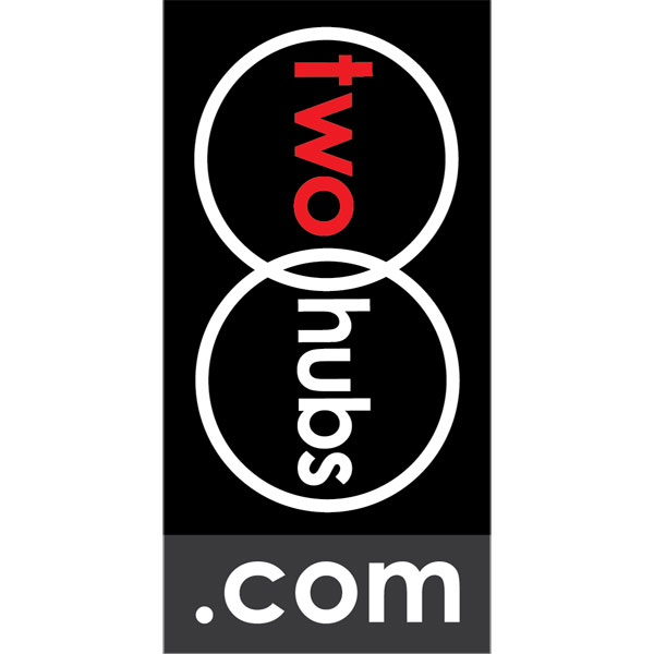 twohubs.com sticker