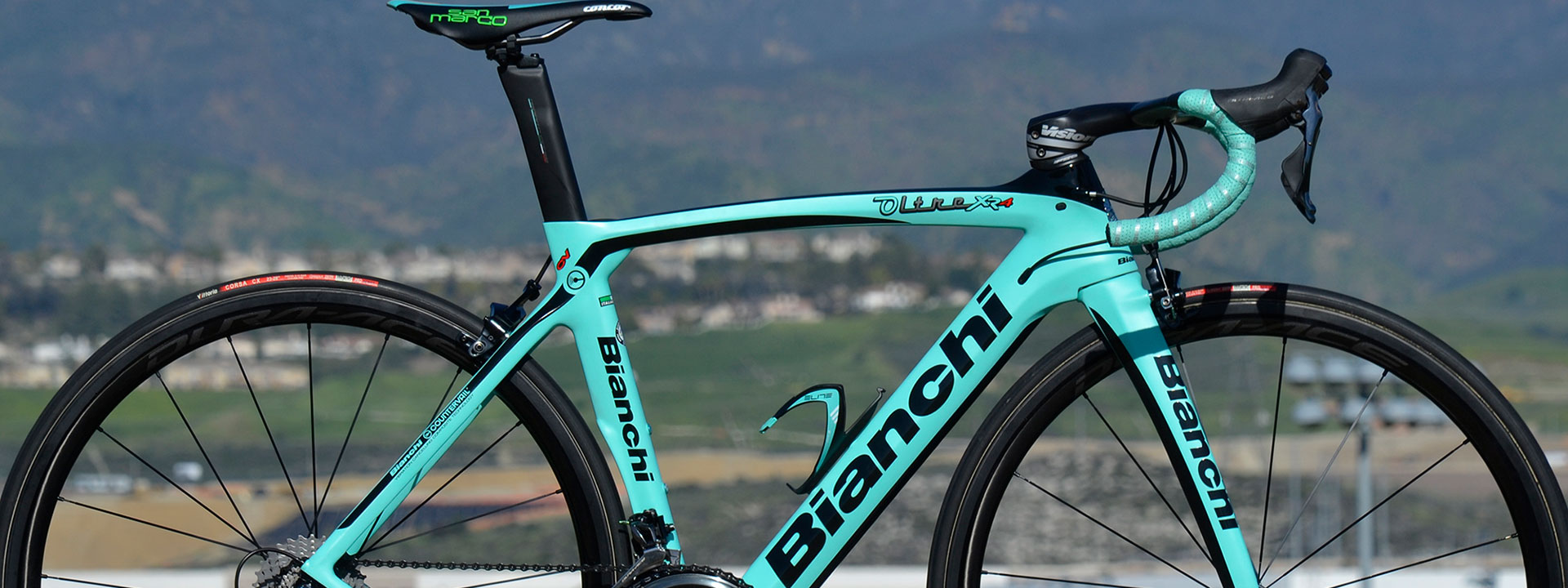 Bianchi Oltre XR4 Shimano Dura Ace R9100 C40 Complete Bike
