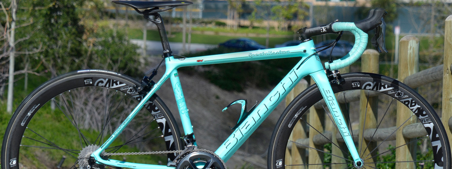 Bianchi Specialissima CV Shimano Dura Ace R9100 Complete Bike