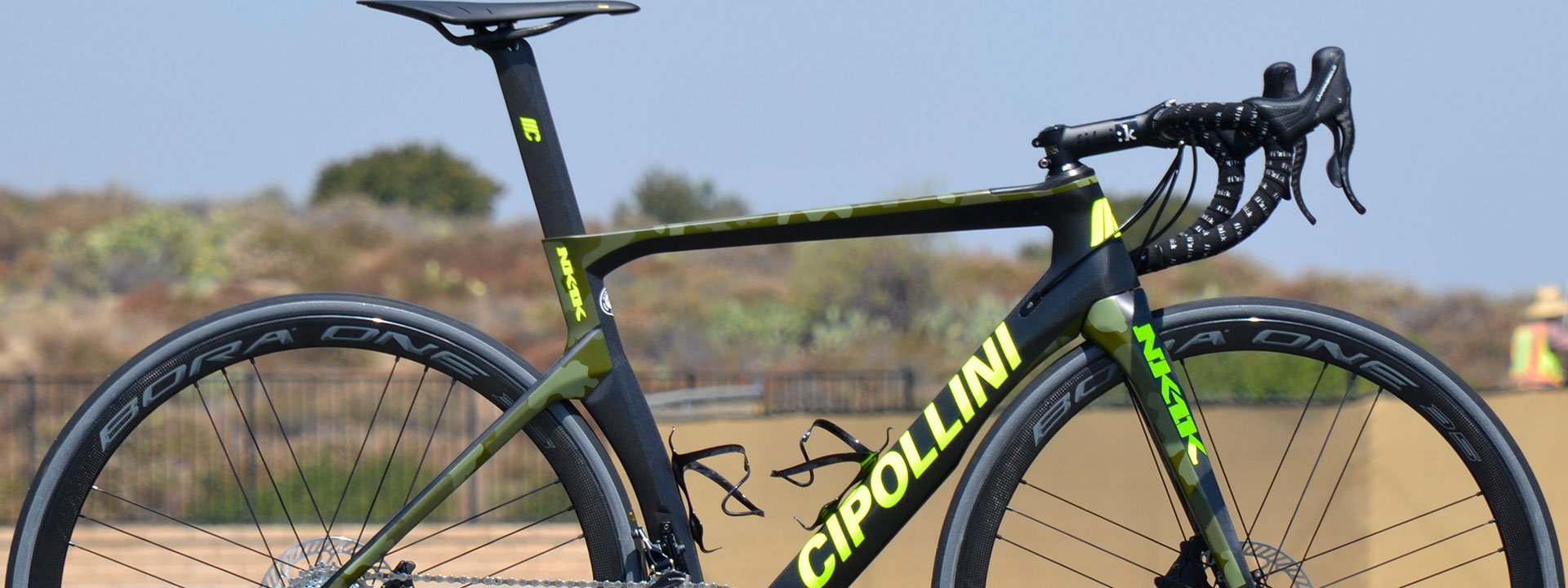 Cipollini NK1K Disc Campagnolo Super Record H11 Complete Bike at twohubs.com