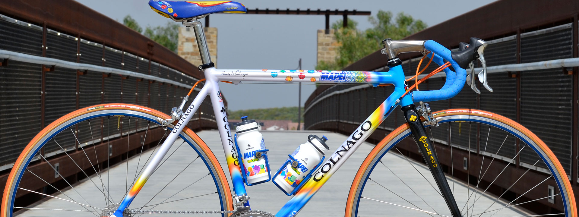 Colnago Dream Plus Mapei Shimano Dura Ace 7700 Complete Bike at twohubs.com