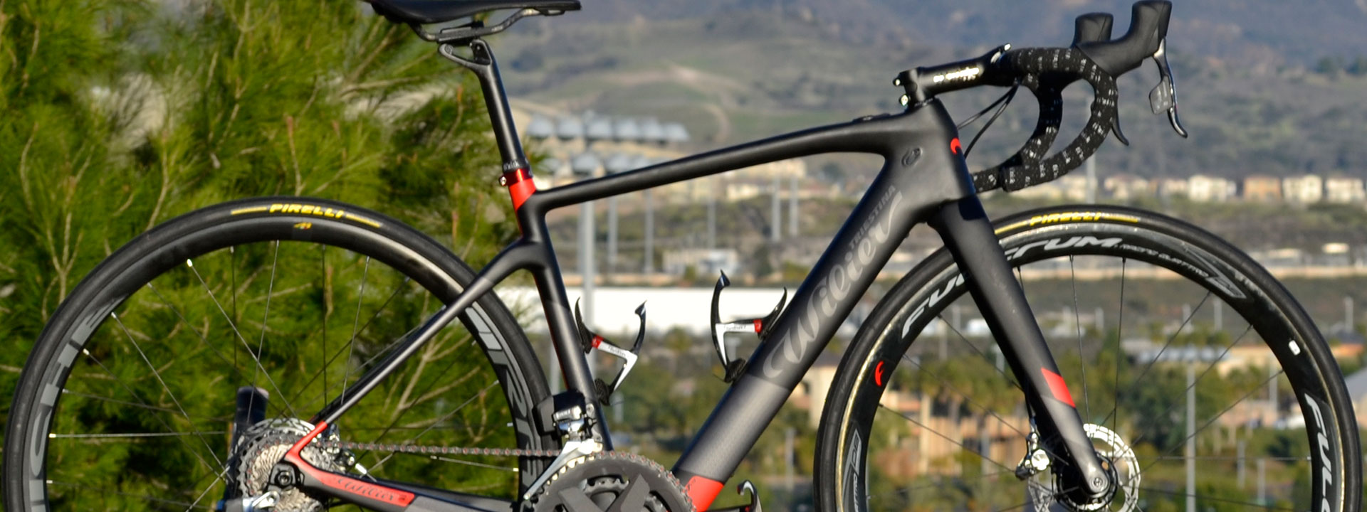 Wilier Triestina Cento1 HY SRAM Red eTap HRD Complete Bike at twohubs.com